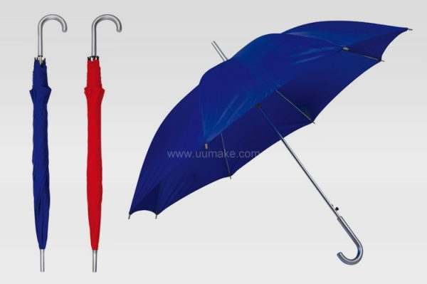 自動直柄遮,雨傘,雨具