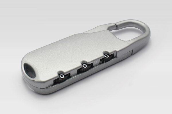 金屬密碼瑣,行李瑣,旅行用品