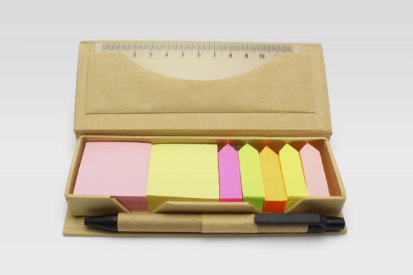 帶筆環保便簽盒,便簽簿,即時貼,告示貼,記事貼