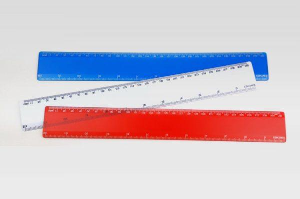 塑膠直尺,間尺,辦公文具