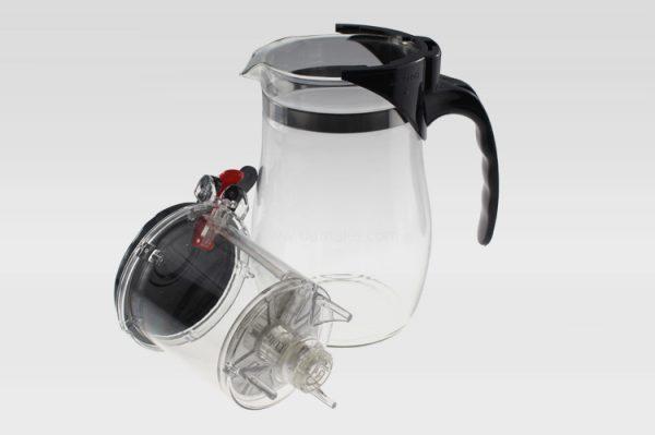 飄逸杯套裝,玻璃杯,泡茶杯套裝