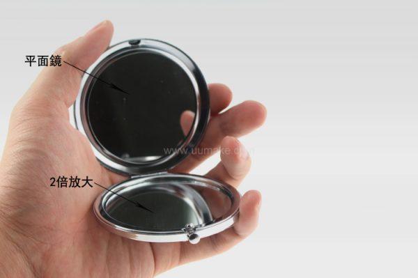 水晶化妝鏡,隨身鏡子,理容用品