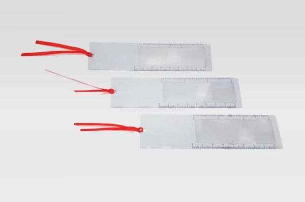 書簽式放大鏡,多功能間尺,辦公文具