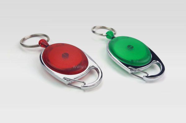 橢圓伸縮瑣匙扣,鑰匙扣,登山扣,個人配件
