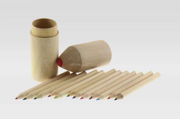 子彈型蠟筆套裝,顏色筆組合,禮品筆,書寫文具
