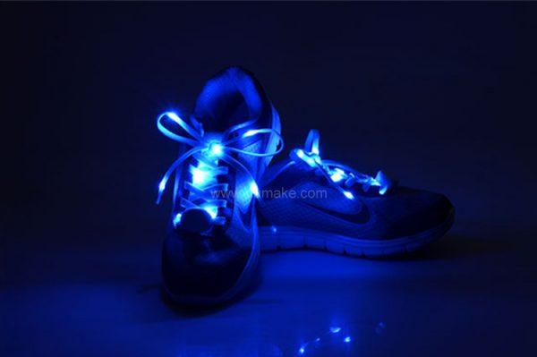 發光鞋帶,閃光活動用具