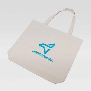 純色帶底棉布袋,環保袋,購物袋
