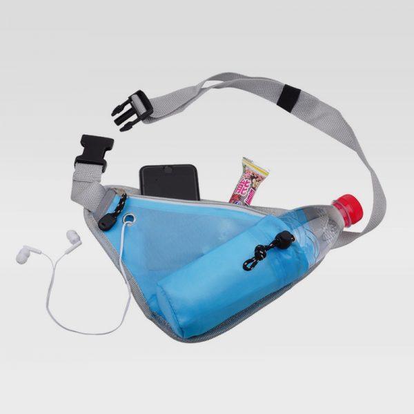 運動單肩包,護外收納包