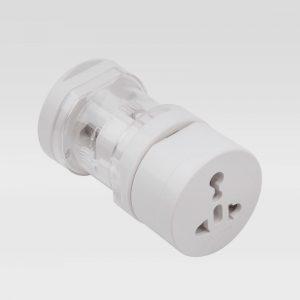 圓柱形旅行萬用插座,數碼配件,旅行用品