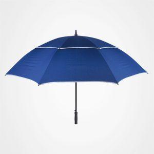 雙層高爾夫遮,防風直骨遮,雨傘,雨具