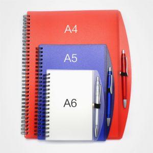 PP記事簿,筆記本,辦公文具
