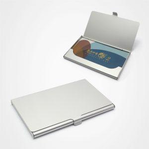 鋁制名片盒,啞面名片盒,卡片盒