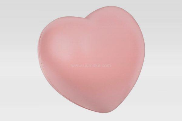 PU解壓球,釋壓球,發泄球,舒壓玩具,禮品定制,廣告贈品,心形減壓球