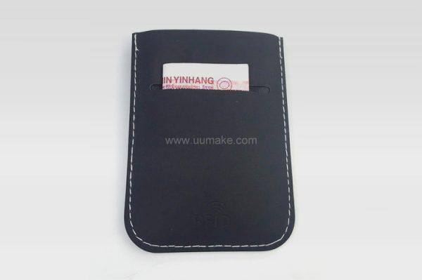 廣告卡包,仿皮卡片套,個人配件,禮品定制,PU咭片袋