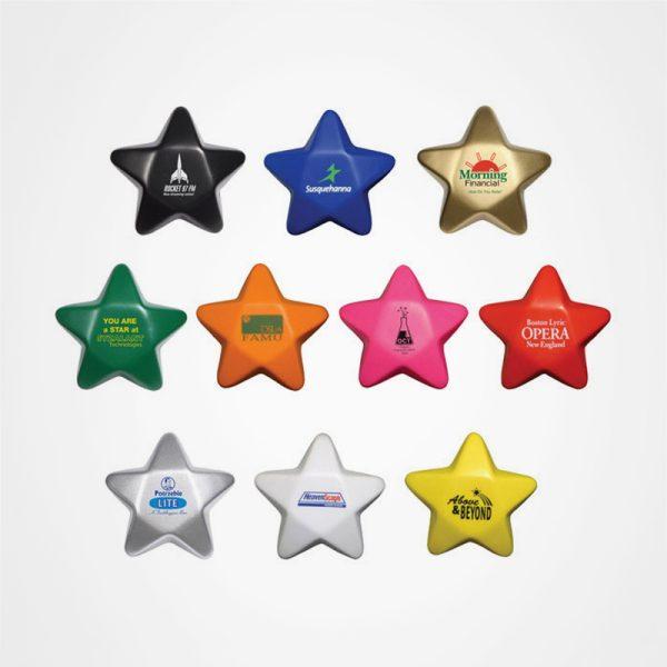 PU解壓球,釋壓球,發泄球,舒壓玩具,禮品定制,廣告贈品,星星減壓球