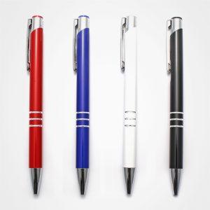 廣告原子筆,塑膠直桿走珠筆,禮品定制,金屬圓珠筆