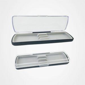 禮品筆盒,文具包裝盒,方形筆盒,廣告禮品,辦公文具,水晶對筆盒