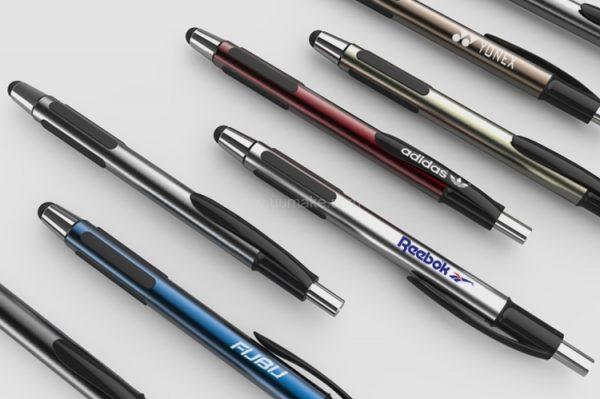 塑料圓珠筆,廣告筆,走珠筆,圓珠筆,塑料筆,禮品筆,簡易圓珠筆,訂造,定做,批發,金屬觸控圓珠筆