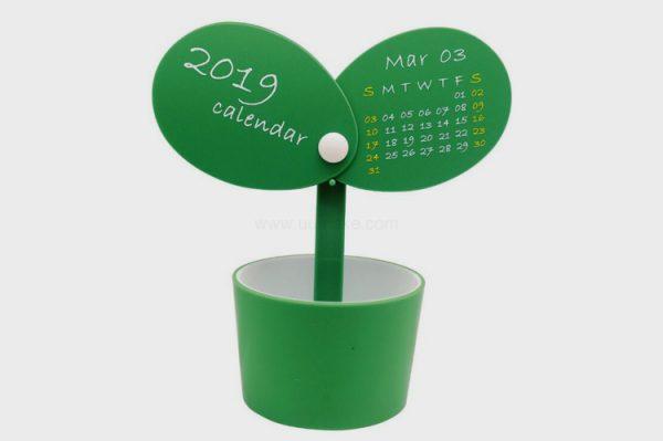 臺歷,檯曆,日曆,萬年曆,月曆,現代創意日曆,訂造,定做,批發,創意小草日曆