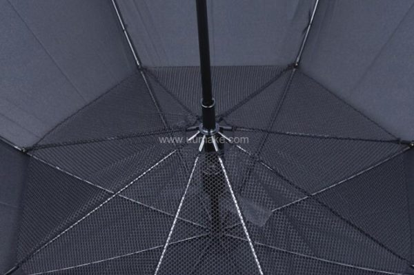 直桿雨遮,遮陽傘,長柄高爾夫遮,創意雨具,戶外用品,訂造,定制,批量,批發,帶風扇直桿遮
