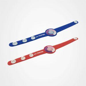 防紫外線手環,個人護理,戶外用品,廣告禮品,促銷禮品,贈品,訂造,定做,批發,紫外線測試手帶