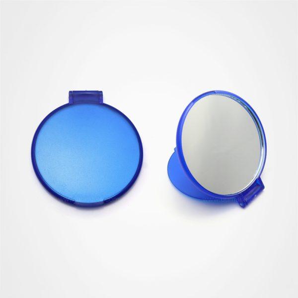便攜式化妝鏡,迷妳鏡子,隨身理容鏡,簡約圓形鏡,折疊鏡,mirror,訂造,定做,批發,超薄圓鏡