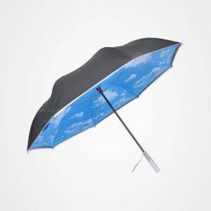 車載直桿雨遮,遮陽傘,廣告遮,長柄高爾夫遮,創意雨具,戶外用品,訂造,定制,批量,批發,LED發光反向遮