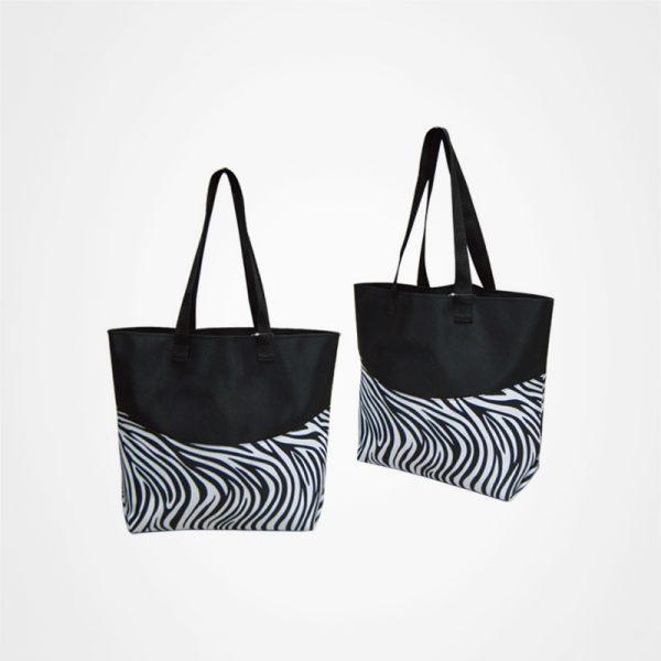 手提袋,環保袋,購物袋,帆布袋,廣告禮品,促銷禮品,贈品,訂造,定做,批發,斑馬紋手提袋