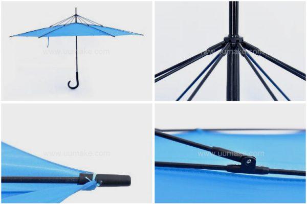 車載直桿雨遮,遮陽傘,廣告遮,長柄高爾夫遮,創意雨具,戶外用品,umbrella,訂造,定制,批量,批發,車載直桿遮