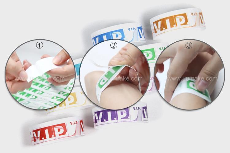 防水手環帶,活動手腕帶,門票手腕帶,定做,定制,批發,贈品,一次性手腕帶