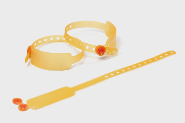 TPE識別手環,通用手腕帶,一次性手帶,定做,定制,批發,贈品,防水軟膠手腕帶