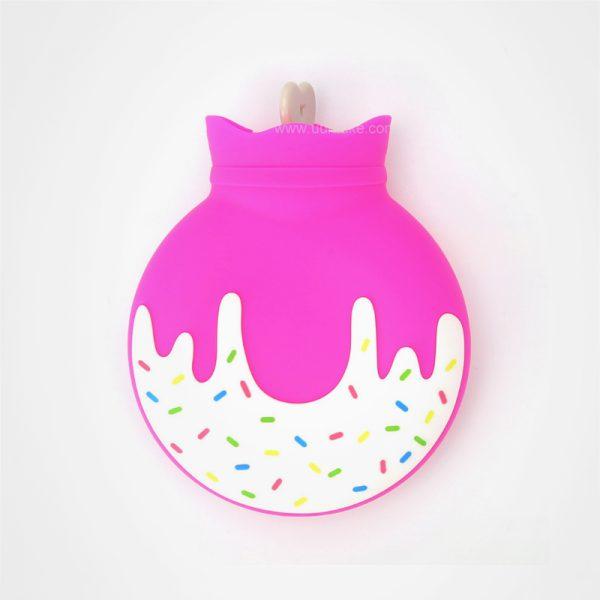 暖手寶,硅膠注水熱水袋,便攜式暖水包,定制,定做,批發,活動贈品,Warm-water-bag,注水暖手袋