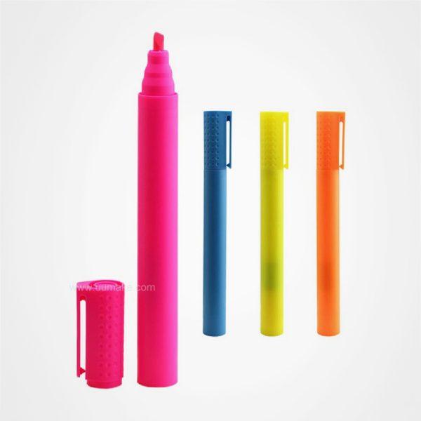 彩色筆,記號筆,塗鴉筆,辦公文具,訂造,定做,批發,Highlighter,簡易熒光筆