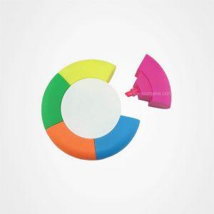彩色筆,記號筆,塗鴉筆,辦公文具,訂造,定做,批發,Highlighter,圓形熒光筆